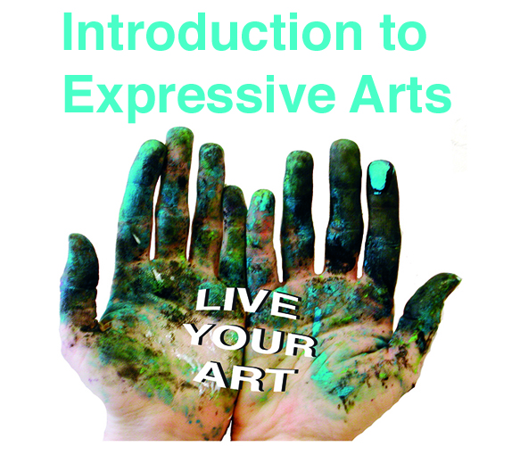 introduction to expressive arts therapy course