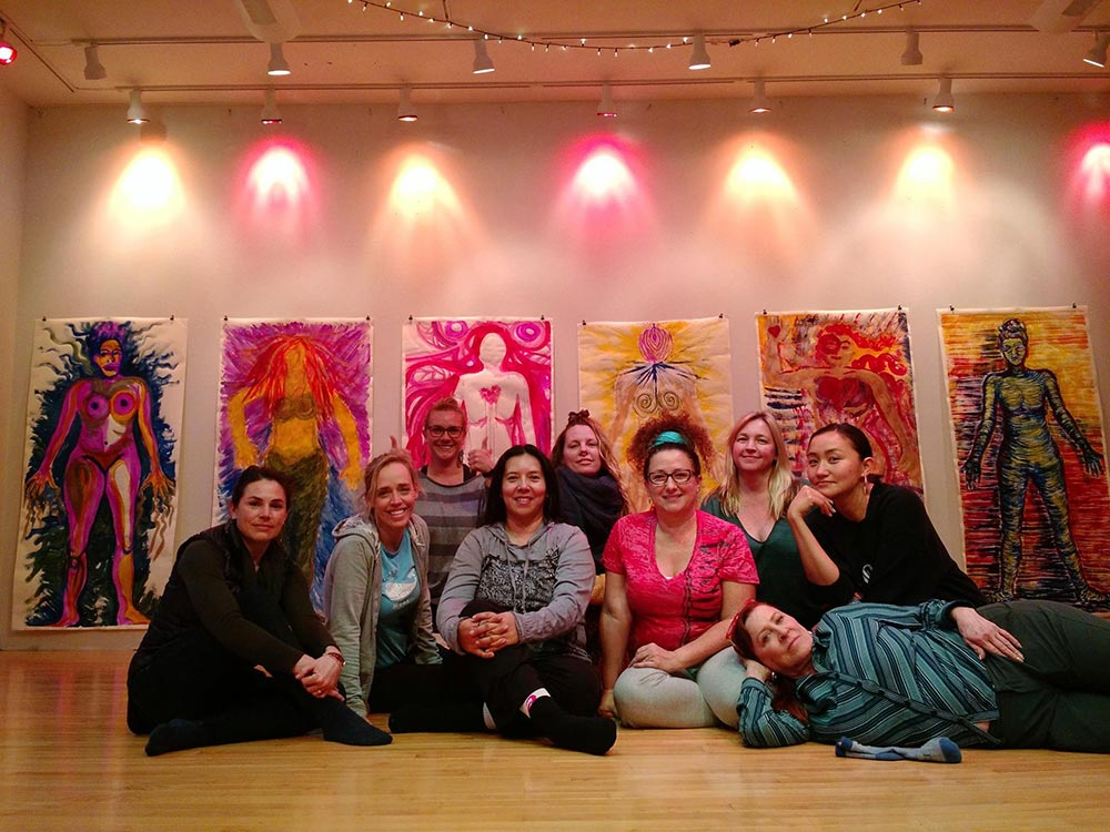 expressive arts therapy courses